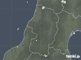 2021年05月25日の山形県の雨雲レーダー