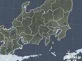 2021年05月26日の関東・甲信地方の雨雲レーダー