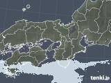 2021年05月26日の近畿地方の雨雲レーダー