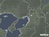 2021年05月26日の大阪府の雨雲レーダー