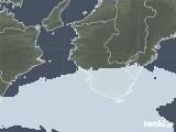 2021年05月26日の和歌山県の雨雲レーダー