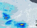 2021年05月26日の長崎県(五島列島)の雨雲レーダー