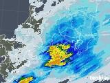 2021年05月27日の関東・甲信地方の雨雲レーダー
