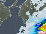 2021年05月27日の和歌山県の雨雲レーダー