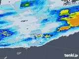 2021年05月27日の鹿児島県(奄美諸島)の雨雲レーダー
