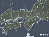 2021年05月28日の近畿地方の雨雲レーダー