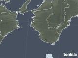 2021年05月28日の和歌山県の雨雲レーダー