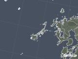 2021年05月28日の長崎県(五島列島)の雨雲レーダー