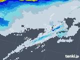 2021年05月28日の沖縄県の雨雲レーダー