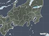 2021年05月29日の関東・甲信地方の雨雲レーダー