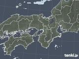 2021年05月29日の近畿地方の雨雲レーダー