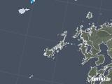 2021年05月29日の長崎県(五島列島)の雨雲レーダー