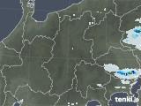 2021年05月30日の長野県の雨雲レーダー