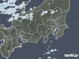 2021年05月31日の関東・甲信地方の雨雲レーダー