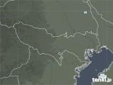 2021年05月31日の東京都の雨雲レーダー