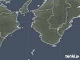 2021年05月31日の和歌山県の雨雲レーダー