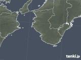2021年06月01日の和歌山県の雨雲レーダー