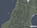 2021年06月01日の山形県の雨雲レーダー