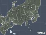 2021年06月02日の関東・甲信地方の雨雲レーダー