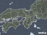 2021年06月02日の近畿地方の雨雲レーダー