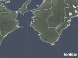 2021年06月02日の和歌山県の雨雲レーダー