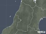 2021年06月02日の山形県の雨雲レーダー