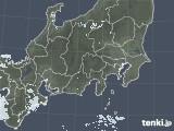 2021年06月03日の関東・甲信地方の雨雲レーダー
