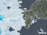 2021年06月03日の近畿地方の雨雲レーダー