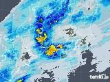 2021年06月04日の関東・甲信地方の雨雲レーダー