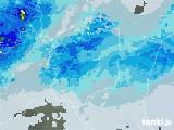 2021年06月04日の栃木県の雨雲レーダー