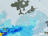 2021年06月04日の東京都の雨雲レーダー