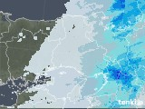 2021年06月04日の兵庫県の雨雲レーダー
