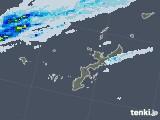 2021年06月04日の沖縄県の雨雲レーダー