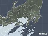 2021年06月05日の関東・甲信地方の雨雲レーダー