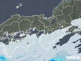 2021年06月05日の近畿地方の雨雲レーダー