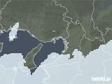 2021年06月05日の大阪府の雨雲レーダー