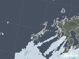 2021年06月05日の長崎県(五島列島)の雨雲レーダー