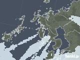 2021年06月05日の長崎県の雨雲レーダー