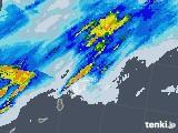 2021年06月05日の鹿児島県(奄美諸島)の雨雲レーダー
