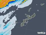 2021年06月05日の沖縄県の雨雲レーダー