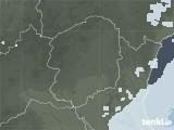 2021年06月06日の栃木県の雨雲レーダー