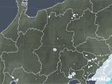 2021年06月06日の長野県の雨雲レーダー