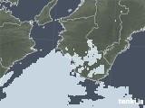 2021年06月06日の和歌山県の雨雲レーダー