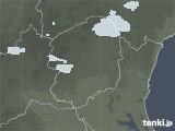 2021年06月07日の栃木県の雨雲レーダー