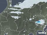 2021年06月08日の長野県の雨雲レーダー
