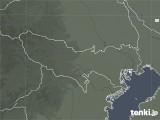 2021年06月09日の東京都の雨雲レーダー