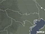 2021年06月11日の東京都の雨雲レーダー