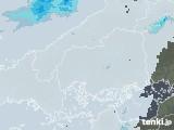 雨雲レーダー(2021年06月11日)