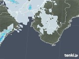 2021年06月12日の和歌山県の雨雲レーダー