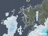 2021年06月12日の長崎県の雨雲レーダー